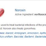 Noroxin