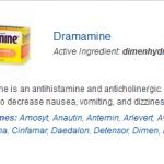 Dramamine