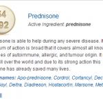 Prednisone